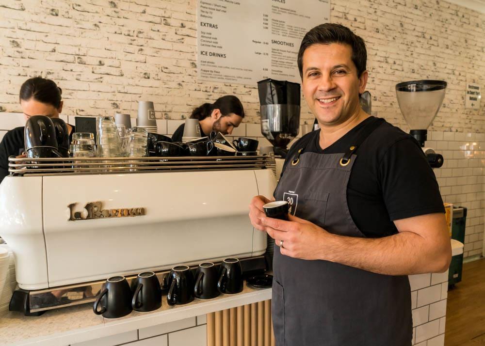 Espresso 3094 Cafe Montmorency