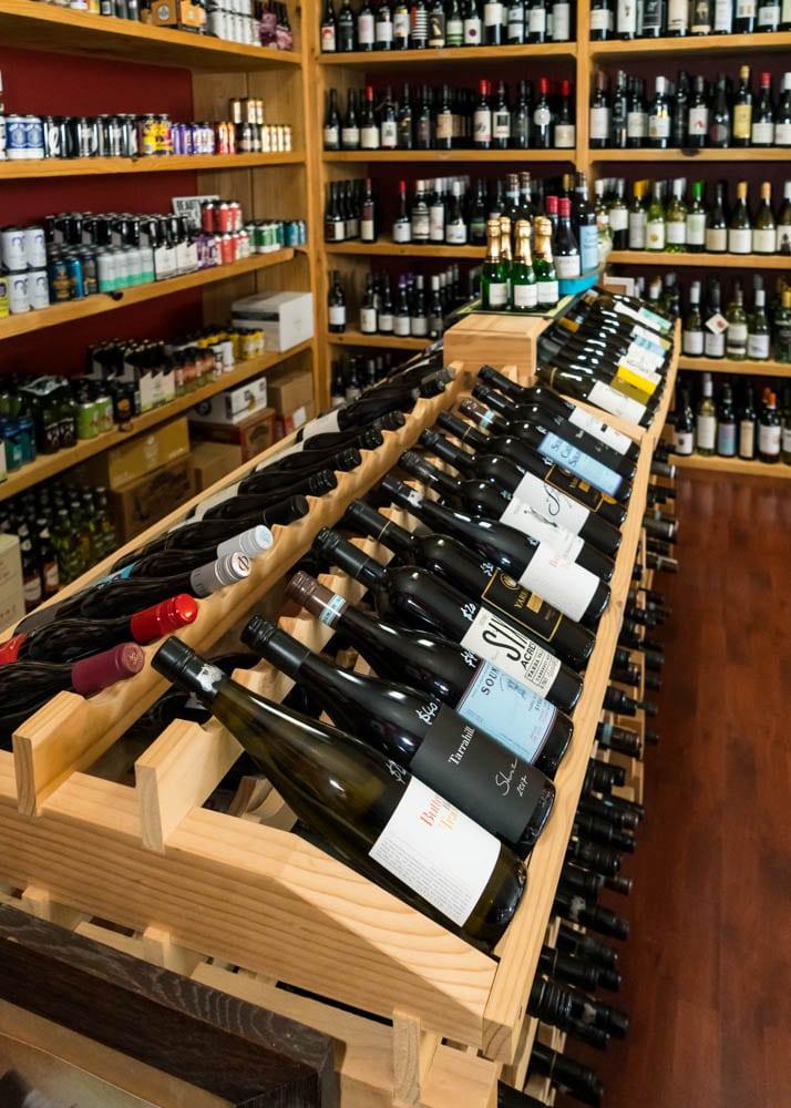 Craft and Vine Liquor Store Montmorency