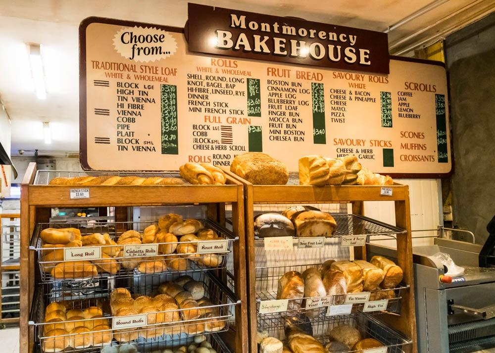 Montmorency Bakehouse