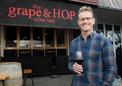The Grape & Hop Wine Bar Montmorency