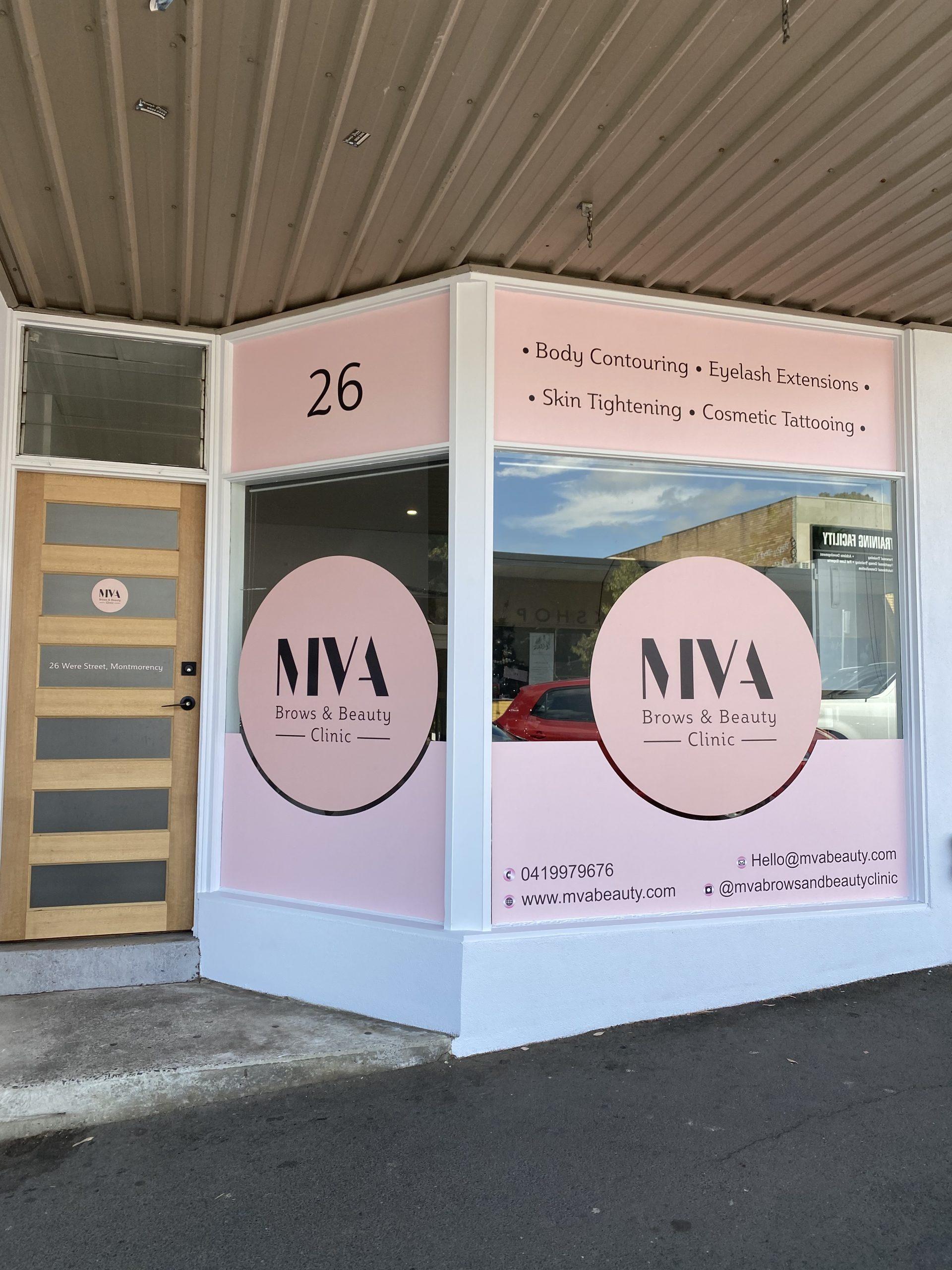 MVA Beauty Montmorency