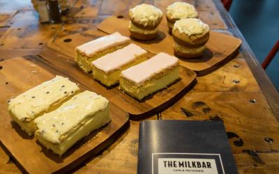 The Milkbar Cafe & Pattisserie