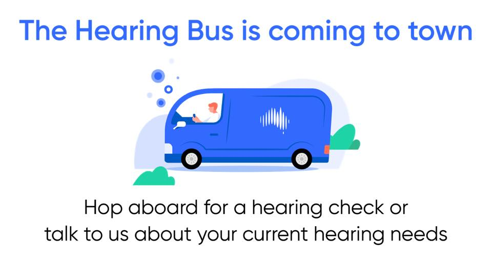Hearing Bus Event Montmorency